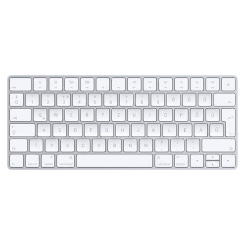 Apple Magic Keyboard-magyar