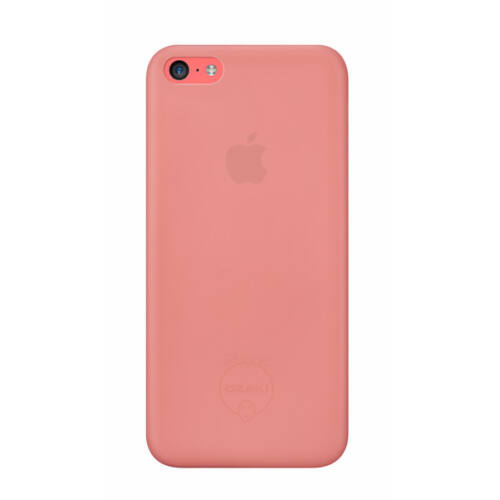 Ozaki OC546RD 0.3Jelly iPhone 5c tok, piros