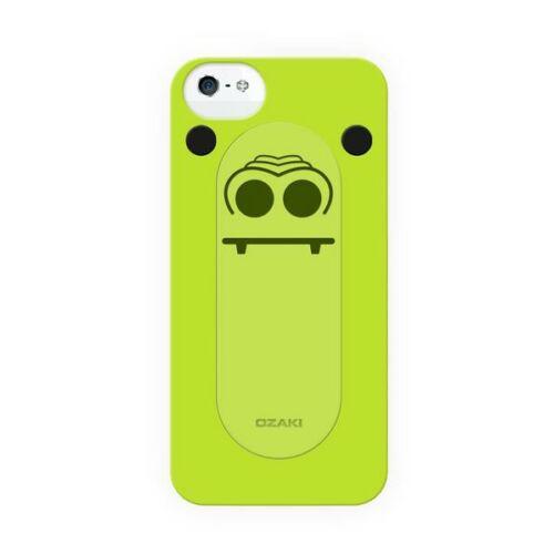 Ozaki OC554CR FaaGaa Crocodile iPhone 5/5s/SE tok