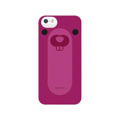 Ozaki OC554SO FaaGaa Sea Otters iPhone 5/5s/SE tok