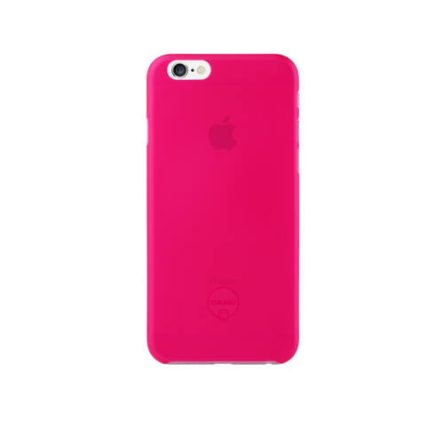 Ozaki OC555PK 0.3Jelly iPhone 6/6s tok, pink