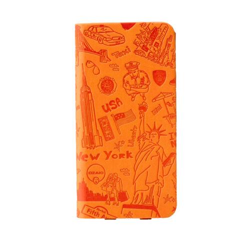 Ozaki OC569NY Travel New York iPhone 6/6s flip tok