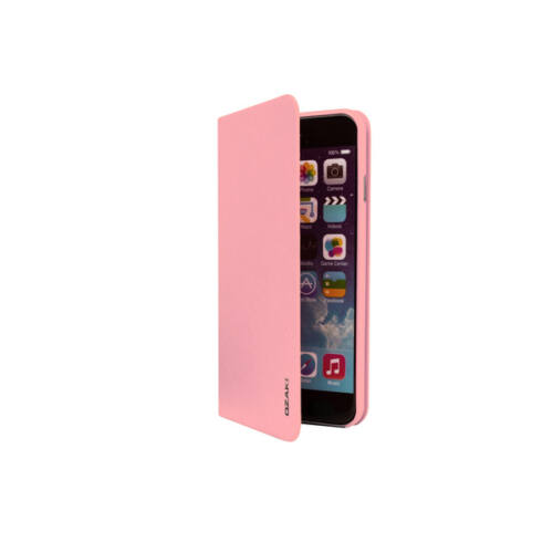 Ozaki OC581PK 0.4 iPhone 6Plus/6s Plus flip tok, pink