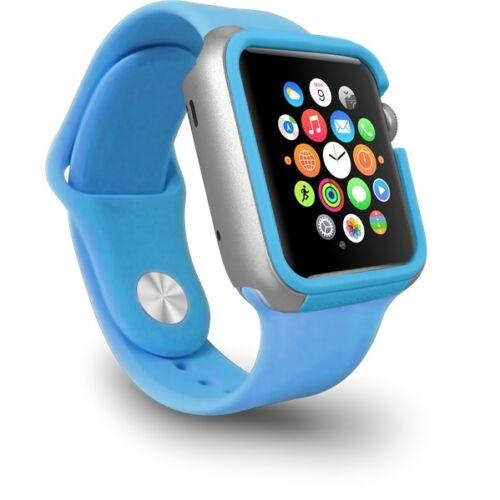 Ozaki OC660BU Shockband 42 mm-es Watch tok, kék