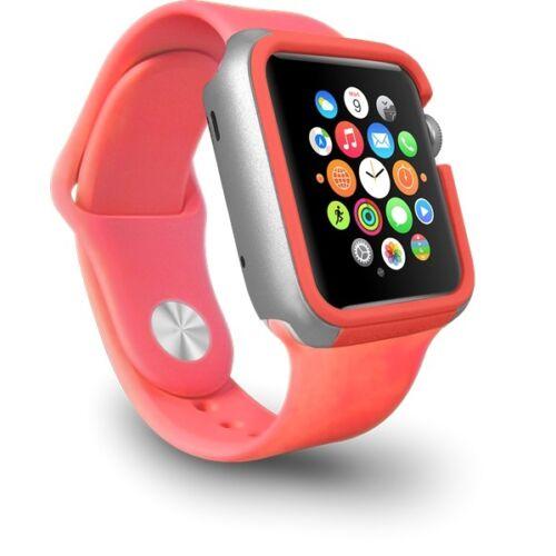 Ozaki OC660PK Shockband 42 mm-es Watch tok, pink