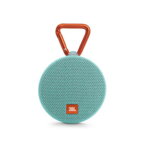 JBL Clip 2 vízálló, Bluetooth hangszóró türkiz