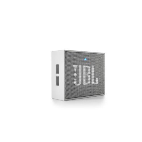 JBL GO szürke, hordozható bluetooth hangszóró