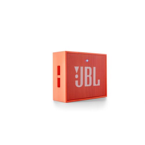 JBL GO narancssárga, hordozható bluetooth hangszóró