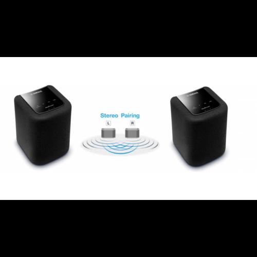 Yamaha WX-010 2 zónás sztereó vezeték nélküli HD audio hangszóró szett